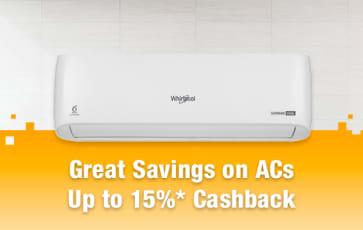 Great Saving on ACs
