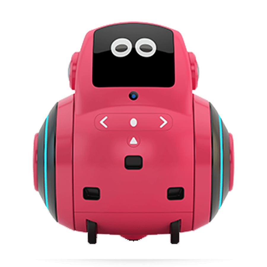 Emotix Miko 2 Companion Robot (EM020, Martian Red)