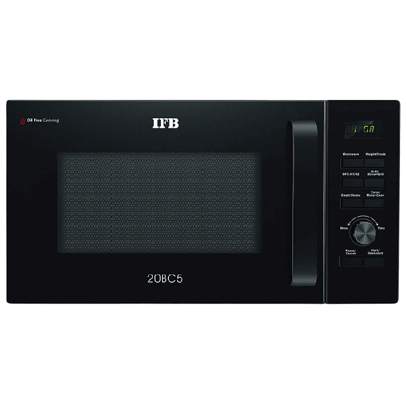 IFB 20 litres Convection Microwave Oven (20BC5, Black)