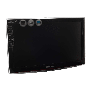 Samsung 55 cm (22 inch) LCD TV (Black, LA22D450)_3