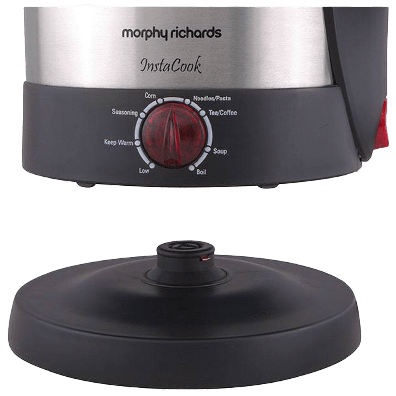 Morphy Richards Instacook 1 Litre Electric Kettle (590013, Silver)_9