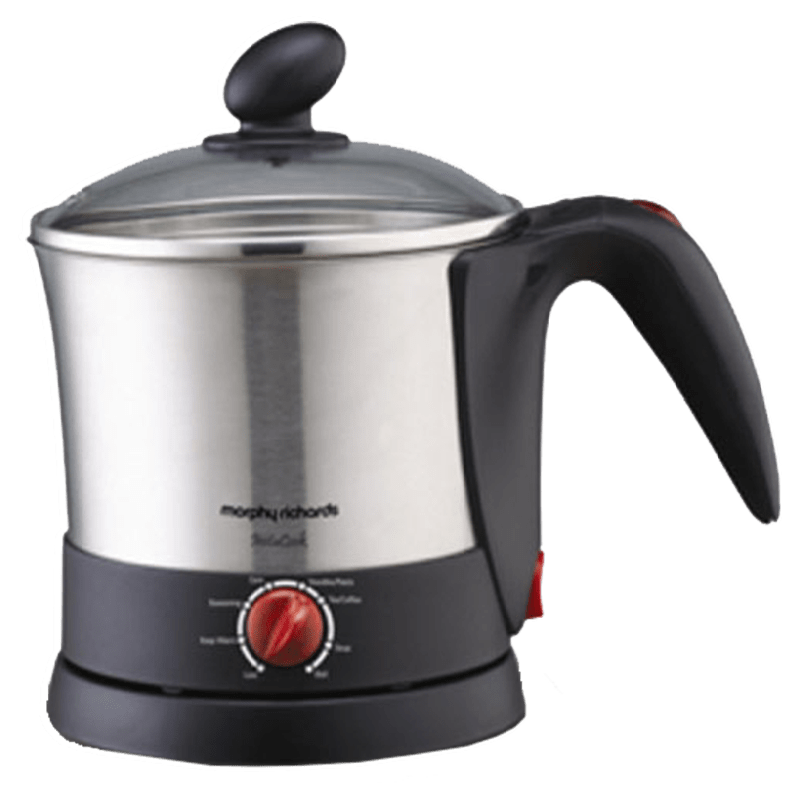 Morphy Richards Instacook 1 Litre Electric Kettle (590013, Silver)_1