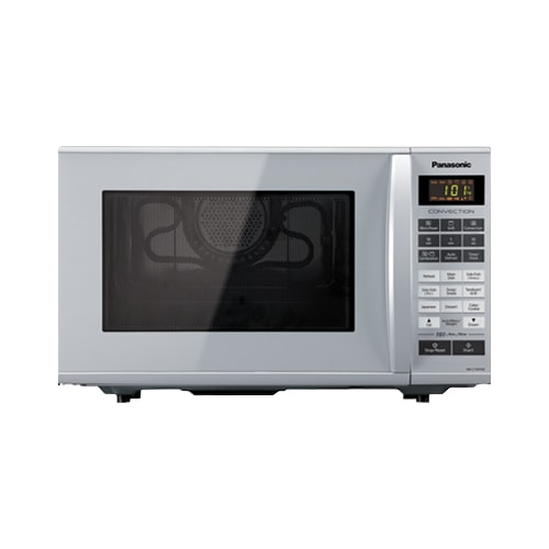 Panasonic 27 Litres NN-CT651 Convection Microwave Oven (Silver)_1