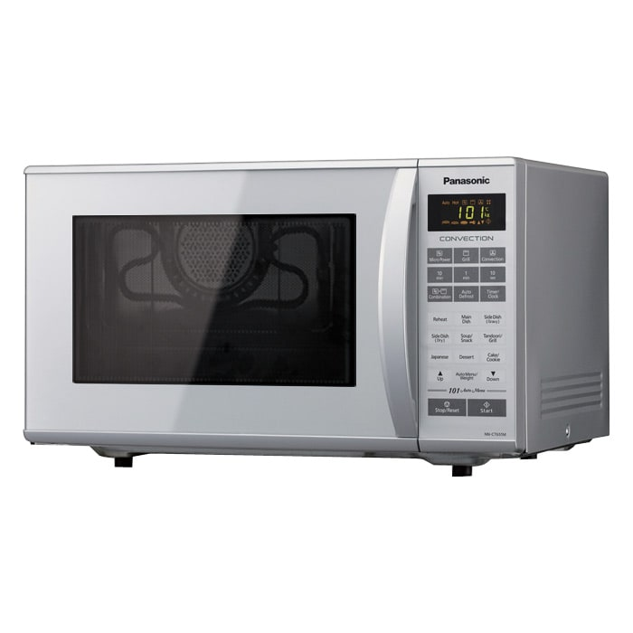 Panasonic 27 Litres NN-CT651 Convection Microwave Oven (Silver)_2