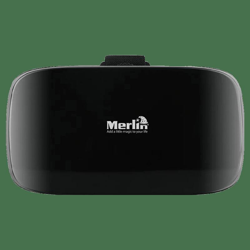 Merlin VR Ridge Virtual Reality Headset (Black)