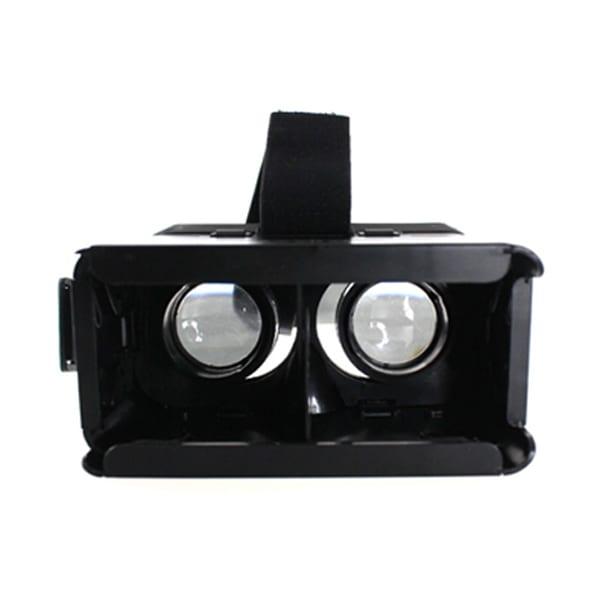 Merlin Immersive 3D Virtual Reality Headset (MD7, Black)