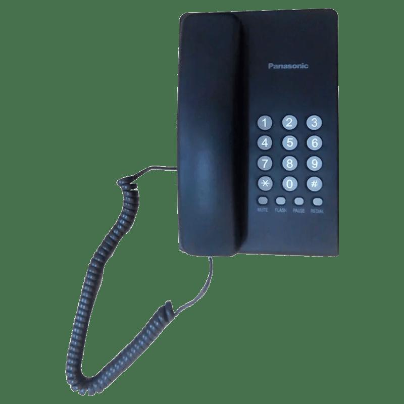Panasonic Corded Phone (KX-TS400MX, As Per Stock Availability)