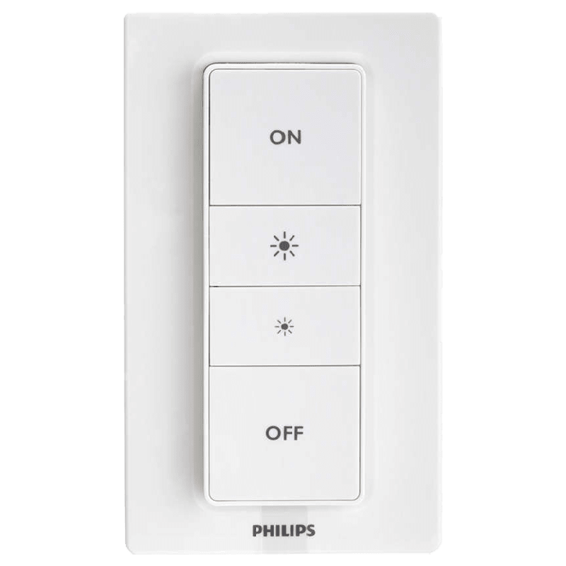 Philips 929001173705 Hue Dimmer Switch (White Ambiance)