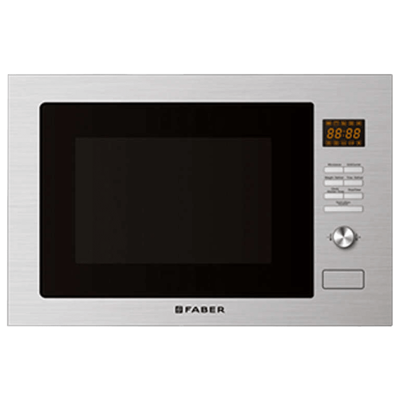 Faber 32 litres Convection Microwave Oven (FBIMWO CGS, Silver)