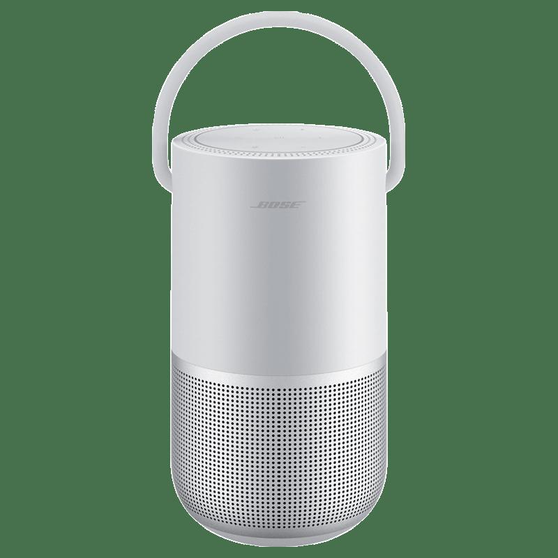 Bose Portable Home Bluetooth Speaker (829393-5300, Silver)