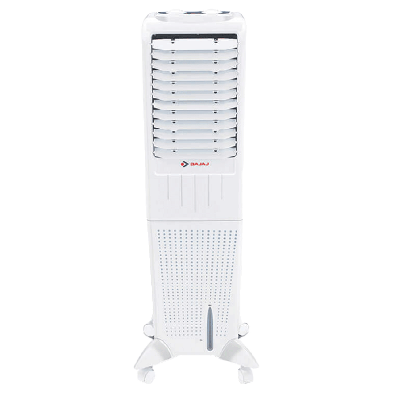 Bajaj 35 Litres Room Air Cooler (3 Way Speed Control, TMH35, White)