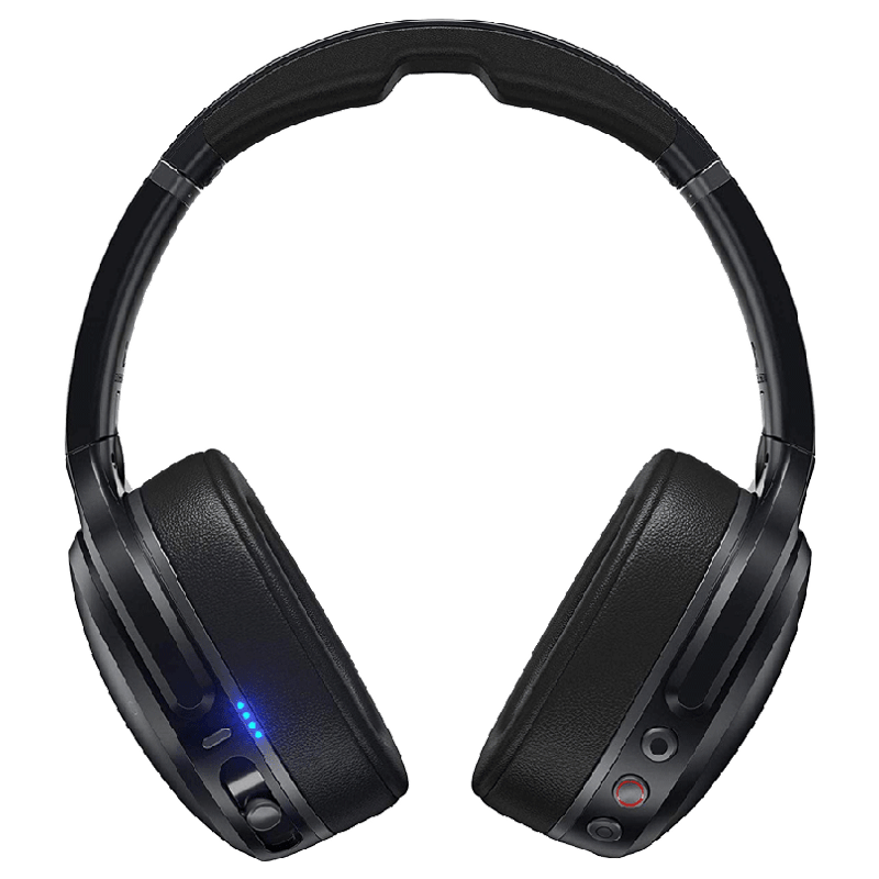 Skullcandy Crusher Active Noise Cancellation Headphones (S6CPW-M448, Black)