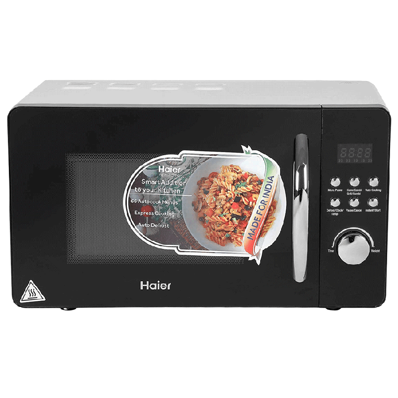 Haier 20 Litres Convection Microwave Oven (HIL2001CWPH, White)