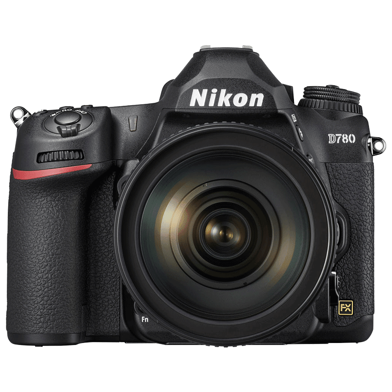 Nikon D780 25.28 MP DSLR Camera with 24-120 mm VR Lens