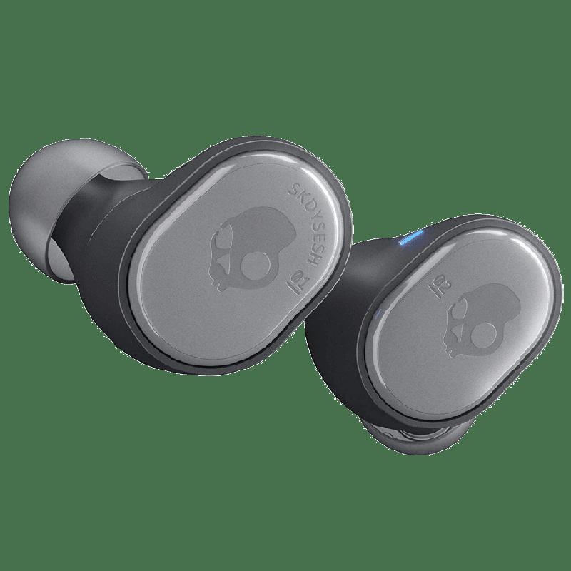 Skullcandy Sesh In-Ear Truly Wireless Earbuds (S2TDW-M003, Black)