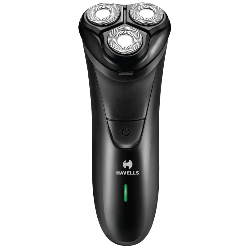 Havells Rotary Electric Shaver (RS7010, Black)
