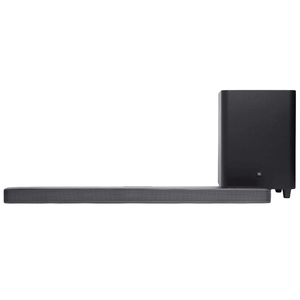 JBL Bar 5.1 Channel Soundbar with Wireless Subwoofer (JBLBAR51IMBLKIN, Black)