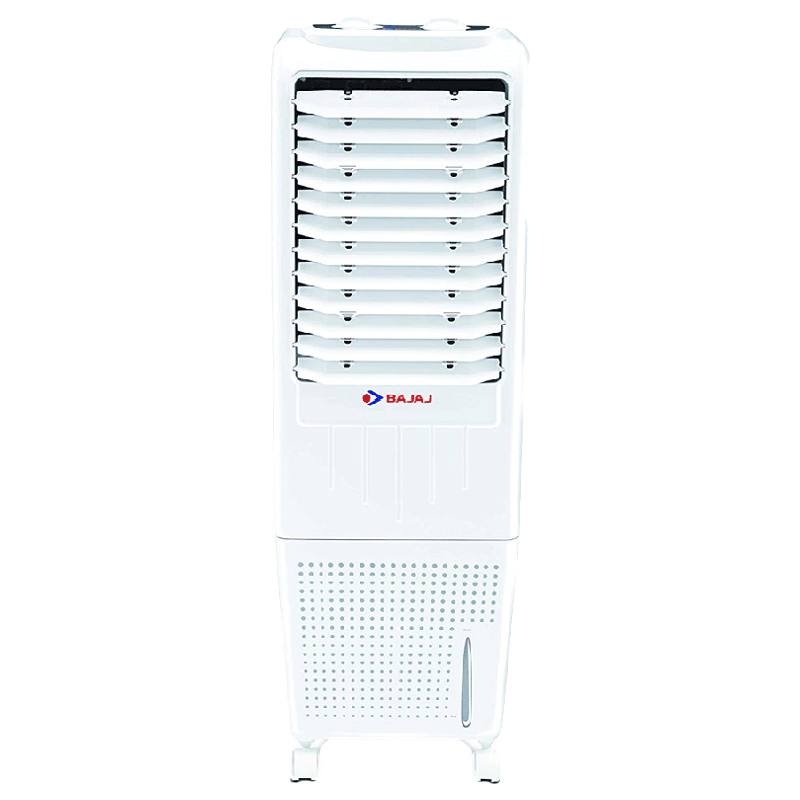 Bajaj 20 Litres Room Air Cooler (3 Way Speed Control, TMH20, White)
