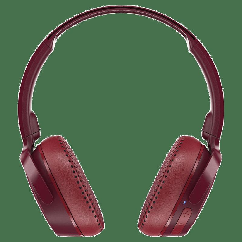 Skullcandy Riff Wireless Headphones (S5PXW-M685, Moab Red)