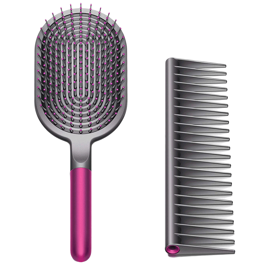 Dyson Supersonic Hair Styler (969747-03, Black/Pink)