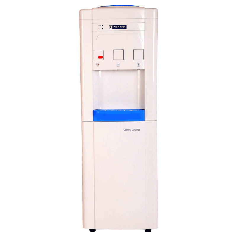 Blue Star 5 Litres Top Load Water Dispenser (BWD3FMRGA, White)