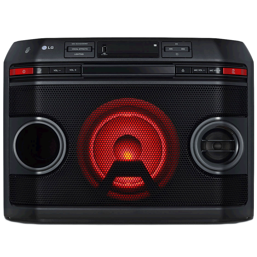 LG Xboom Party Speaker (OL45, Black)