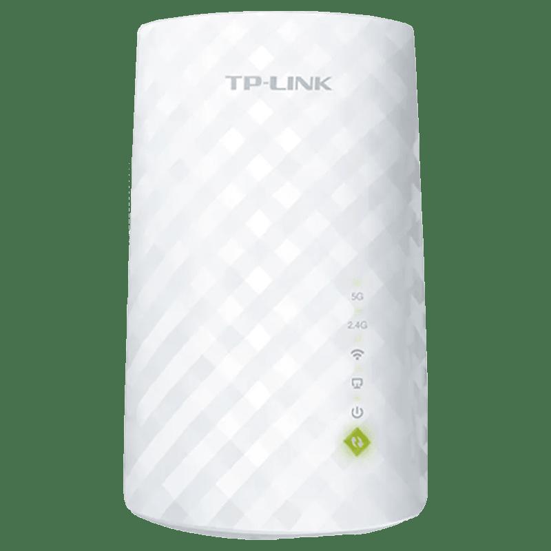 Tp-Link Single Band Wi-Fi Range Extender (RE200 AC750, White)