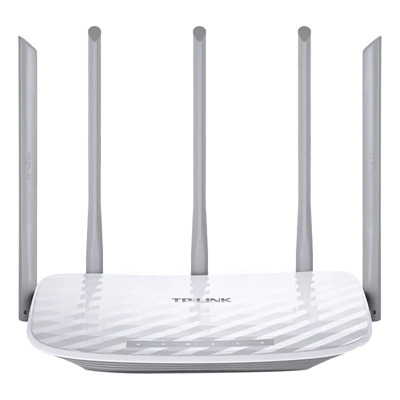 Tp-Link Archer C60 Dual Band Wireless Router (White)