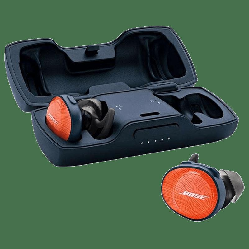Bose SoundSport Free Wireless Earphones (Orange)