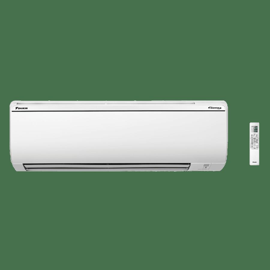 Daikin 1.5 Ton 5 Star Inverter Split AC (Copper Condenser, FTKG50TV, White)