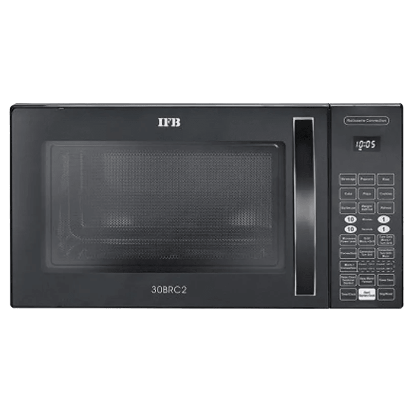IFB 30 Litres Convection Microwave Oven (30BRC2, Black)