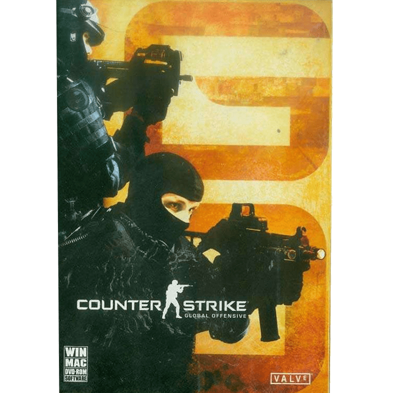 PC Game (Counter Strike: Global Offensive)