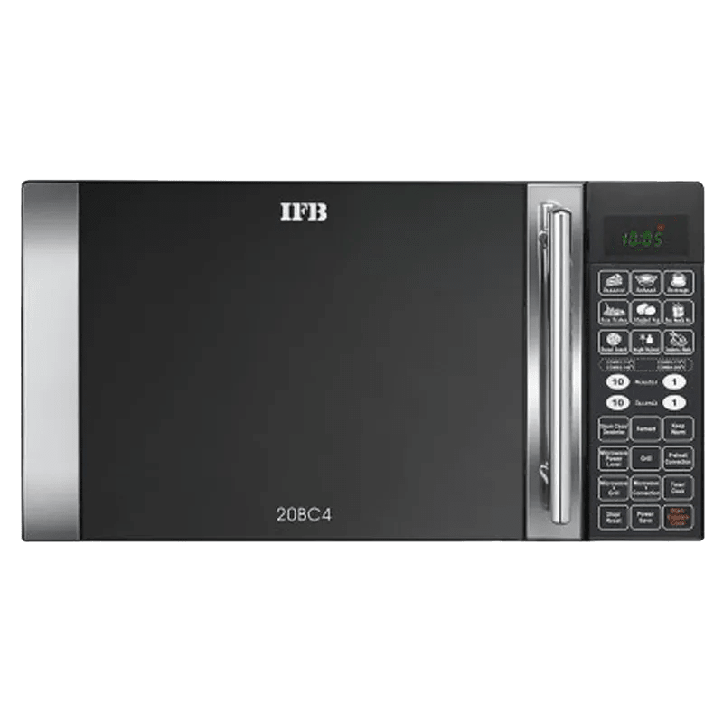 IFB 20 Litres Convection Microwave Oven (20BC4, Black)