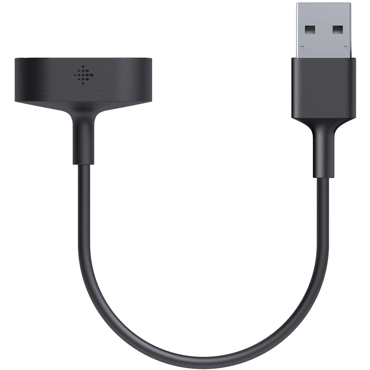 Fitbit Inspire USB 2.0 (Type-A) Charging Cable (FB169RCC, Black)_1
