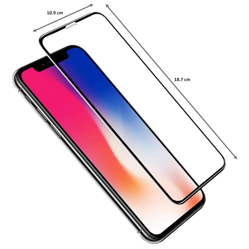 Inbase 3D Tempered Glass Screen Protector for Apple iPhone 11 Pro Max (Clear)_2