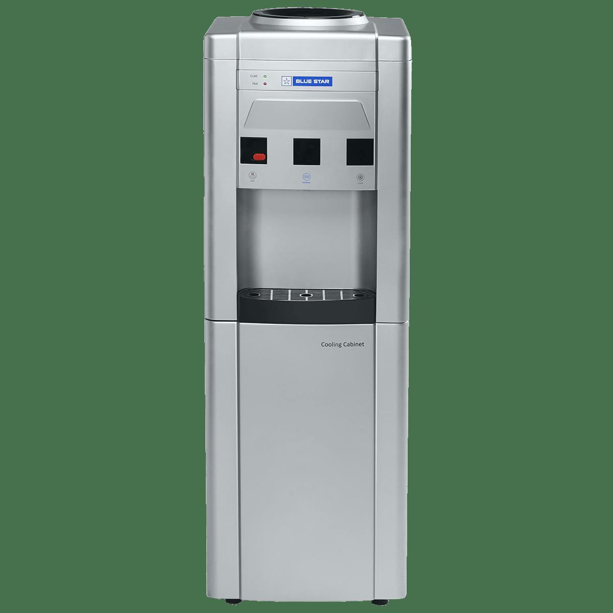 Blue Star Water Dispenser (BWD3FMRGA, Grey)