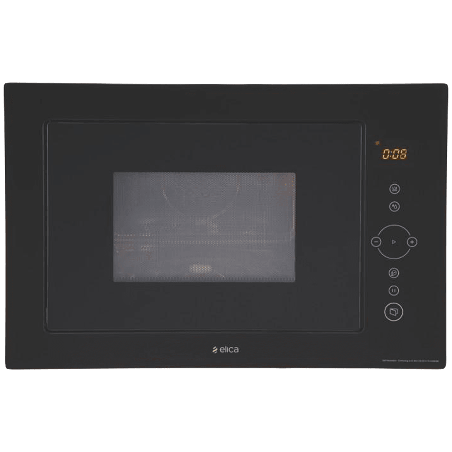 Elica 28 litres Convection Microwave Oven (EPBI MWO 280 Touch, Black)