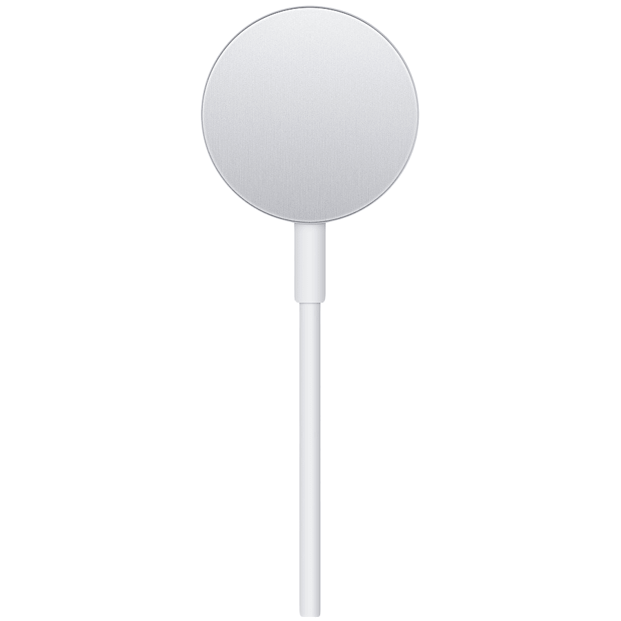 Apple 100 cm USB (Type-A) to Magnetic Charging USB Cable (RWACR004, White)_5