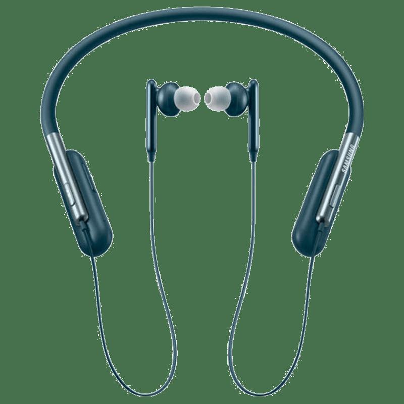 Samsung U Flex Bluetooth Earphones (EO-BG950, Blue)