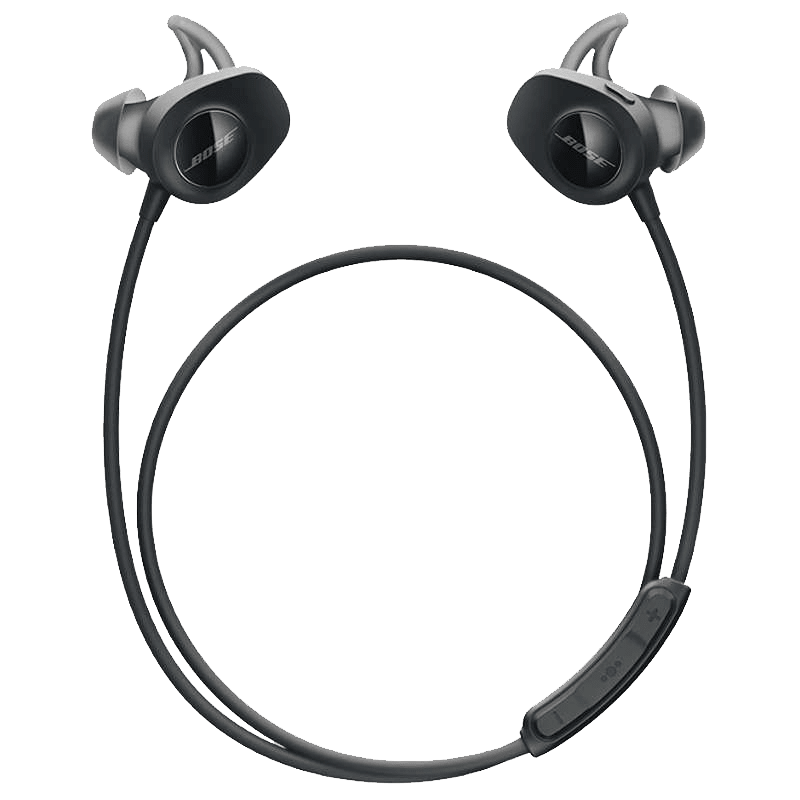 Bose SoundSport In-Ear Earphones (Black)