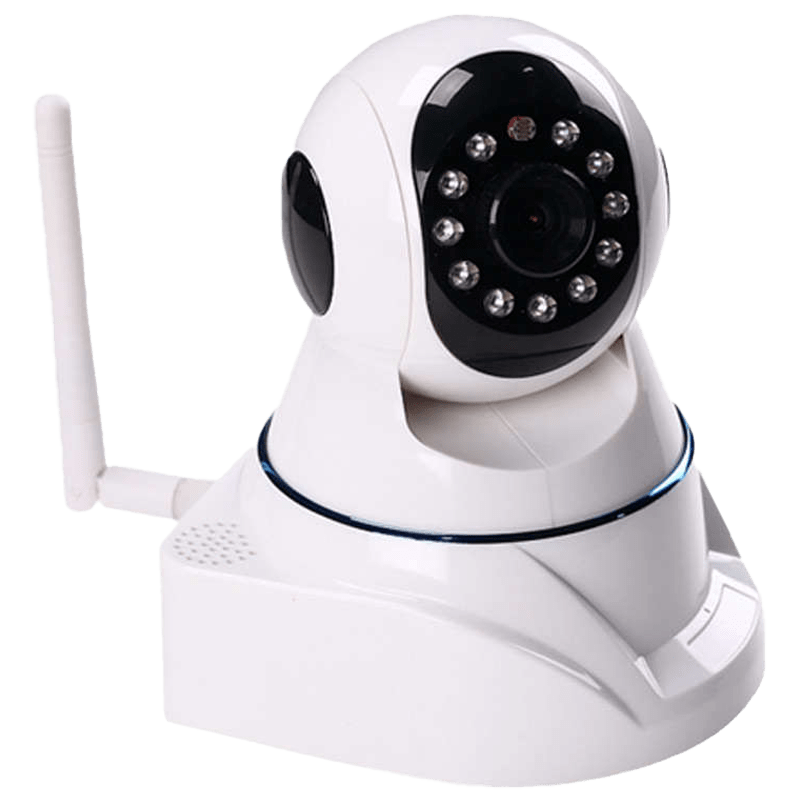 Merlin Wi-Fi IP Camera Lite (White)