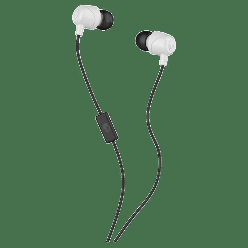 Skullcandy JIB In-Ear Wired Earphones with Mic (S2DUYK-441, White)_2