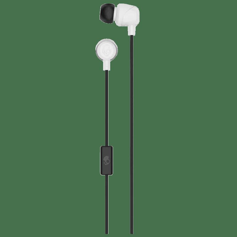 Skullcandy JIB In-Ear Wired Earphones with Mic (S2DUYK-441, White)_1