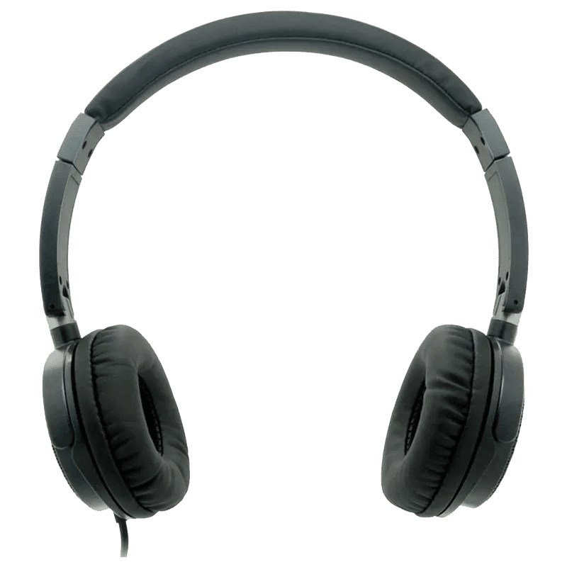 boAt BassHeads 900 Over-Ear Wired Headphone with Mic (Super Extra Bass, Black)