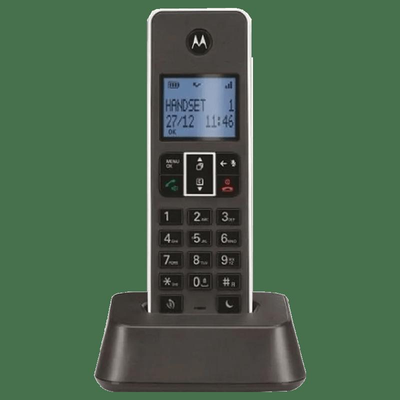 Motorola Cordless Phone (IT.5.1X1, Black)