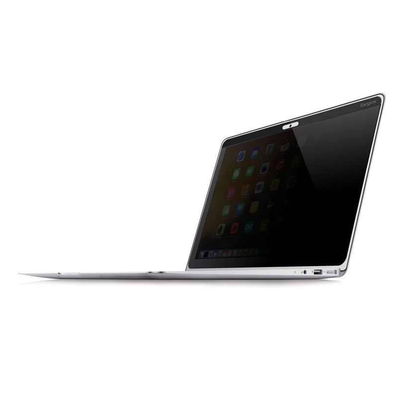 Targus Magnetic Privacy Screen for Apple MacBook 13.3-inch (ASM133MBAP-60, Transparent)