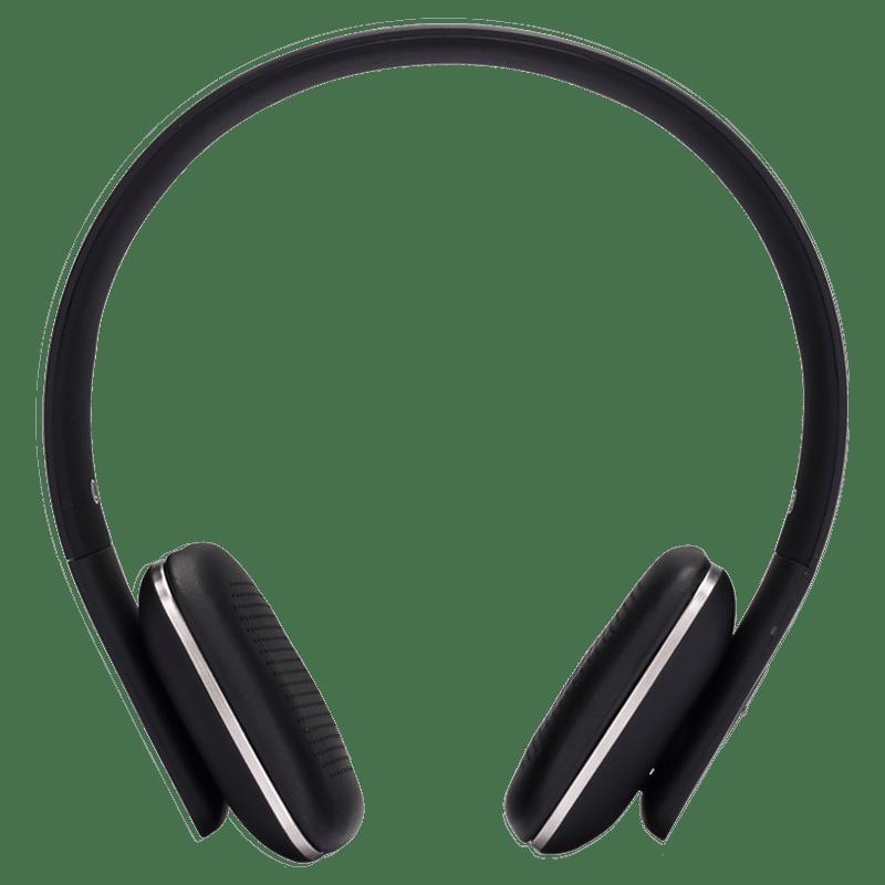 Croma On-Ear Wireless Headphones (CREA4210 H2A, Black)