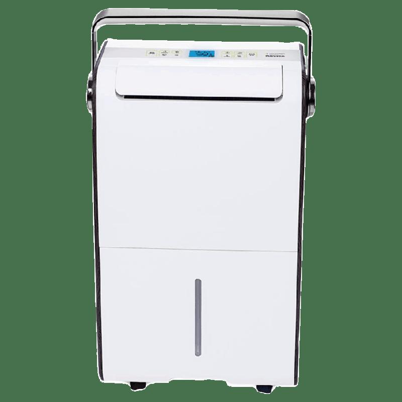 Origin Novita Semi-Permanent Built-in Ionizer Technology Air Purifier & Dehumidifier (Child Lock, ND 838, White)