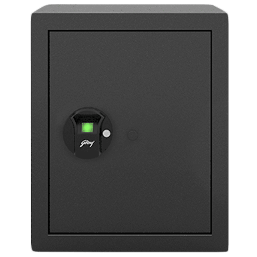 Godrej 40 Litres Safe Bio Smart Locks (NX Pro, Grey)