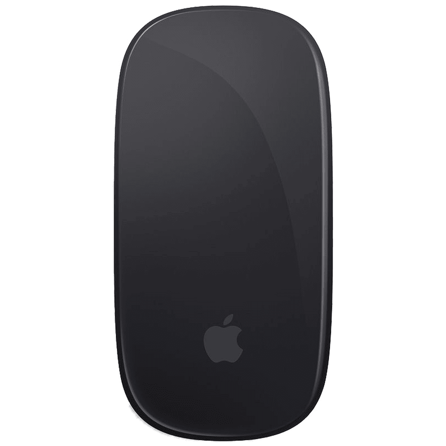 Apple Wireless Bluetooth Magic Mouse (MRME2ZM/A, Space Grey)